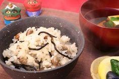 節分豆ごはん How To Boil Rice, Potato Salad, Cauliflower, Potatoes, Vegetables, Ethnic Recipes, Food, Cauliflowers, Potato