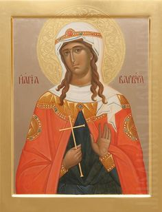 The Icon Painting Studio of St Elisabeth Convent will paint an icon of St Barbara for you. We will make a kiot and a precious oklad of the icon of Saint Barbara Art Journal Backgrounds, Great Backgrounds, Art Journal Pages, Saint Barbara, Pilot Pens, Paint Icon, Byzantine Icons, Painting Studio, Orthodox Icons