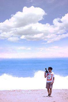 This Sawarna Beach - Indonesia