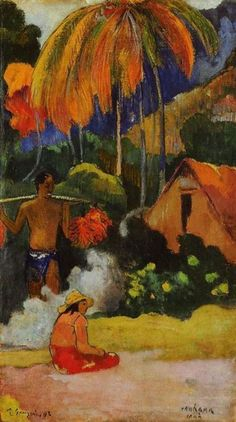 Paul Gauguin - The Moment of Truth II