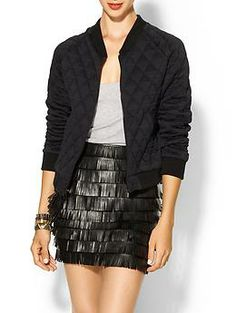 Rory Beca Stanton Bomber Jacket | Piperlime