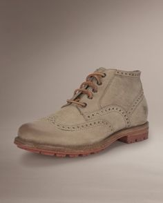 PHILLIP LUG WINGTIP CHUKKA - Men_Boots_Casuals - The Frye Company