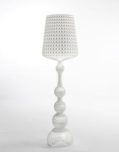 Kartell - KABUKI - Lampada da terra - white