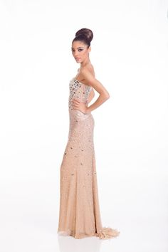 Photos : Miss Univers : découvrez les 88 candidates en robe de soirée !