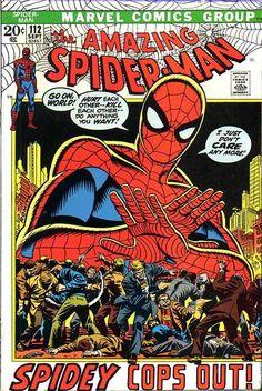 The Amazing Spider-Man (Vol. 1) 112 (1972/09)
