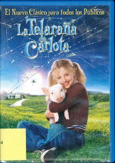 Ésta es la historia de una niña que quería a un cerdito llamado Wilbur, y de una queridísima amiga de Wilbur llamada Carlota, una hermosa y gran araña gris, que vivía con él en la granja. Carlota idea un magnífico plan para salvar la vida a Wilbur que llevará a cabo con la ayuda de toda la granja e incluso la de Templeton, una rata que se resiste a cooperar. A partir de 9 años.