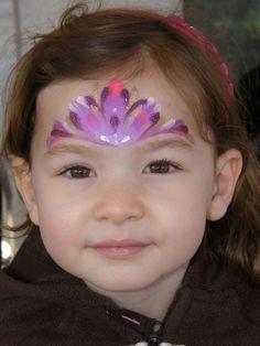 princess face paint | Marie-Helene Babin: Face Painting