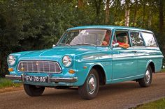 1965 Ford Taunus 12M P4 Super-Kombi (German) 1.5L Compact V4 50Bhp Engine picture by Clay