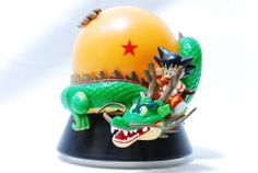 Ichiban Kuji Dragon Ball Shenron Glowing 1-Star Desk Light Figure Lamp Banpresto