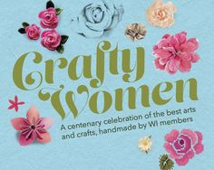 Craft Exhibition at M Shed, Bristol 19th and 20th September 2015.  Some items by Brislington Women's Institute.
