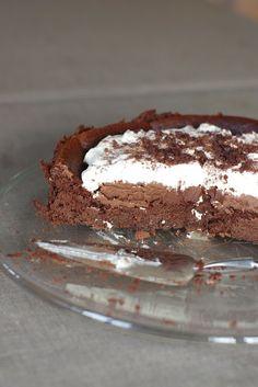 uten gluten: fabelaktig fransk mousse- og konfektaktig sjokoladekake