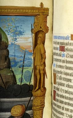 Breviary, MS M. 8 fol. 108v - Images from Medieval and Renaissance Manuscripts - The Morgan Library & Museum