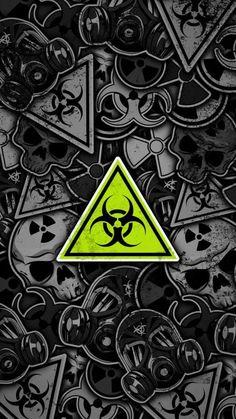 Graffiti Wallpaper Iphone, Scary Wallpaper, Artistic Wallpaper, Deadpool Wallpaper, Iphone Wallpaper Images, Pop Art Wallpaper, Glitch Wallpaper, Skull Wallpaper, Colorful Wallpaper