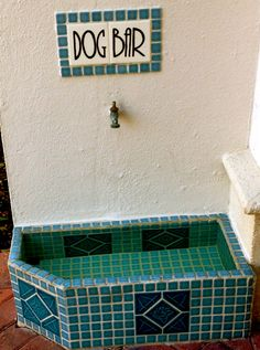 23 diy backyard ideas on a small budget 15 ⋆ All About Home Decor Dog Backyard, Backyard Retreat, Ponds Backyard, Backyard Projects, Backyard Ideas, Diy Projects, Hotel Am Strand, Dog Yard, Animal Room