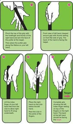 You have to grip the club correctly in order to properly hinge your wrists in the golf swing. You have to grip the club correctly in order to properly hinge your wrists in the golf swing. Abby Wambach, Aly Raisman, Aaron Rodgers, Alex Morgan, Alabama Football, Arsenal Fc, Ac Milan, Alabama Crimson Tide, Atlanta Braves