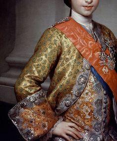 Anton Raphael Mengs - Infante Antonio Pascual of Spain.
