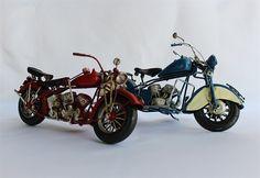 Kırmızı Model Chopper Motorsiklet - KLC import