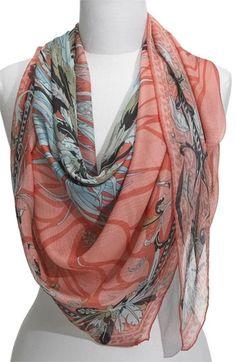 Pucci Estate silk scarf