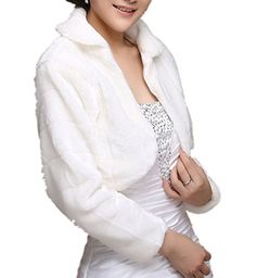 DAPENE® Women Stole Wrap Wedding Accessory Long Sleeve Coat Shawl     #Accessory, #Coat, #DAPENE, #Long, #Shawl, #Sleeve, #Stole, #Under25, #Wedding, #Women, #Wrap