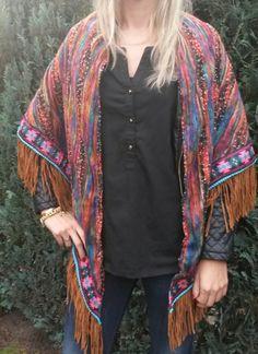 Ibiza scarf colourfull