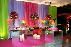 Lembrancinhas e Festas: Decoração com tema 'Festa a Fantasia'
