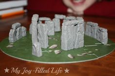 Lesson 10: Stonehenge Lesson 11: Early Egypt Lesson 12: The Minoan Civilization