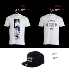 T.W.I.M. series T-shirt and Hat