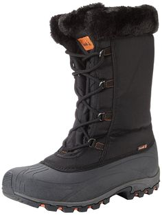 Kamik Women's Rival Snow Boot -- Trust me, this is great! Click the image. : Women's winter boots