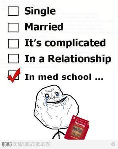 Dating a resident med student funny