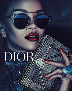 Regilla ⚜ Rihanna for Dior