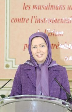 MaryamRajavi: We acknowledge the equal rights & liberties among various faiths Iran