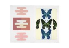 Kintaro Ishikawa, Butterflies with lovely Pattern on ArtStack #kintaro-ishikawa #art