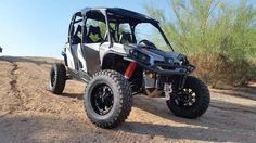 New 2016 Can-Am Commander MAX XT 1000 Brushed Aluminum ATVs For Sale in Arizona.