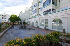 Varied architecture, large patio, large setback