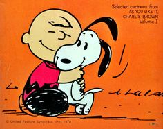 Charlie Brown and Snoopy - 1970