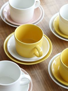 Tea Cups, Household, Easy Meals, Make It Yourself, Simple, Tableware, Unique, Food, Dinnerware