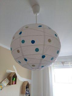 Bildergebnis für papierlampe hack kinderzimmer