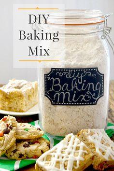 DIY Baking Mix