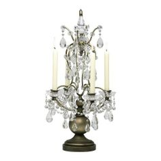 Cyan Design Table Candelabrum in Antique Flemish by Cyan Design. $387.50. Made of Iron and Glass. Finished in Antique Flemish. Table Candelabrum What's included: Candleholder (1).. Save 23%!