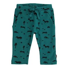 Imps & Elfs Organic Cotton Animal Sweatpants-product