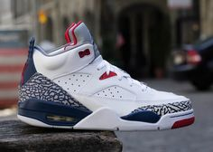 "Releasing: Jordan Son of Mars Low ""True Blue"""