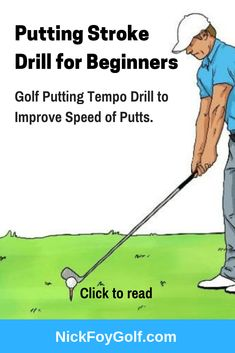 Learn Tiger Woods golf putting drill that will fix your putting stroke and help you start putts on line. This golf drill is challenging but can help your short game Training Schedule, Golf Training, Weight Training, Golf Mk4, Golf Downswing, Mens Golf, Golf Putting Tips, Golf Practice, Golf Instruction
