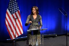 """Michelle Obama has come out swinging in support of her husband's views on seeking treatment for mental health issues. The woman, who has decimated our children's school lunches, reducing them to unattractive mush in the name of """"promoting healthy eating … Continue reading →"""