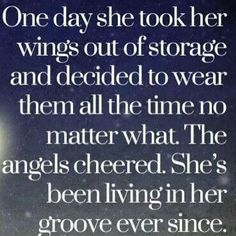 vogue and coffee | Put your wings on…