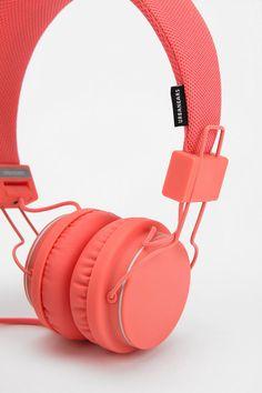 Urbanears Headphones - Coral #urbanoutfitters