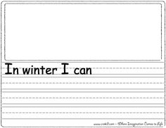 Sentence Starters - Writing Prompts - free printouts - worksheets ...