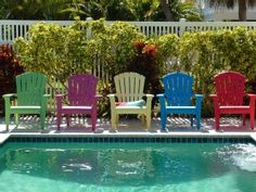 Costal duplex with pool,  steps to the beachVacation Rental in Holmes Beach from @HomeAway! #vacation #rental #travel #homeaway