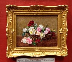 Painting by Leslie Smith. Framed Wall Art, Framed Art Prints, Wall Canvas, Wall Pictures, Picture Wall, Contemporary Art, Art Gallery, Miniatures, Inspire