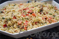 7f2716f5785 Πλιγούρι λεμονάτο με λουίζα από το COOKLOS!😃 Μια νόστιμη και υγιεινή  σαλάτα που αποτελεί ένα πλήρες γεύμα!