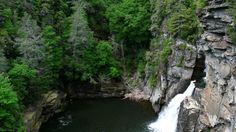 FREE-  Linville Falls, NC located off the parkway with trails and waterfalls.  Beautiful. WESTERN NC